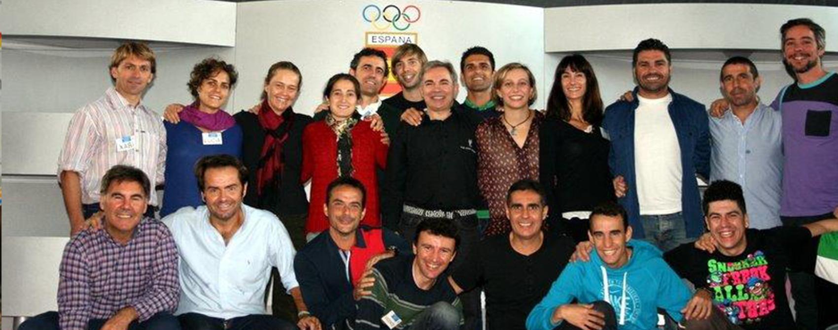 coaching deportivo comité olímpico español