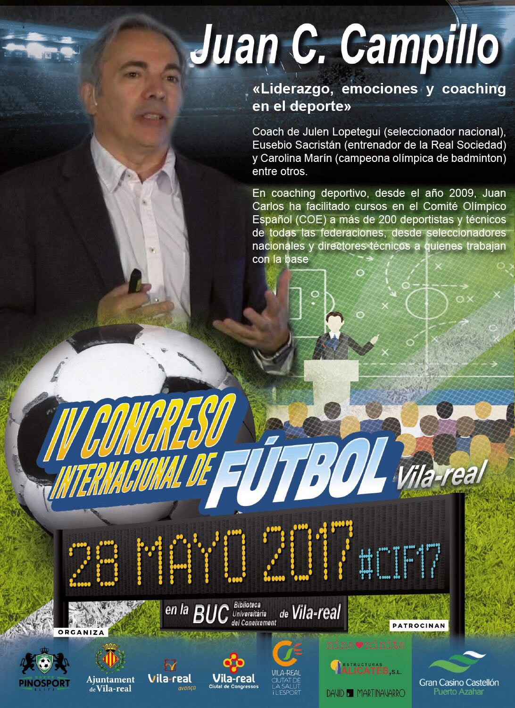 IV Congreso Internacional de futbol