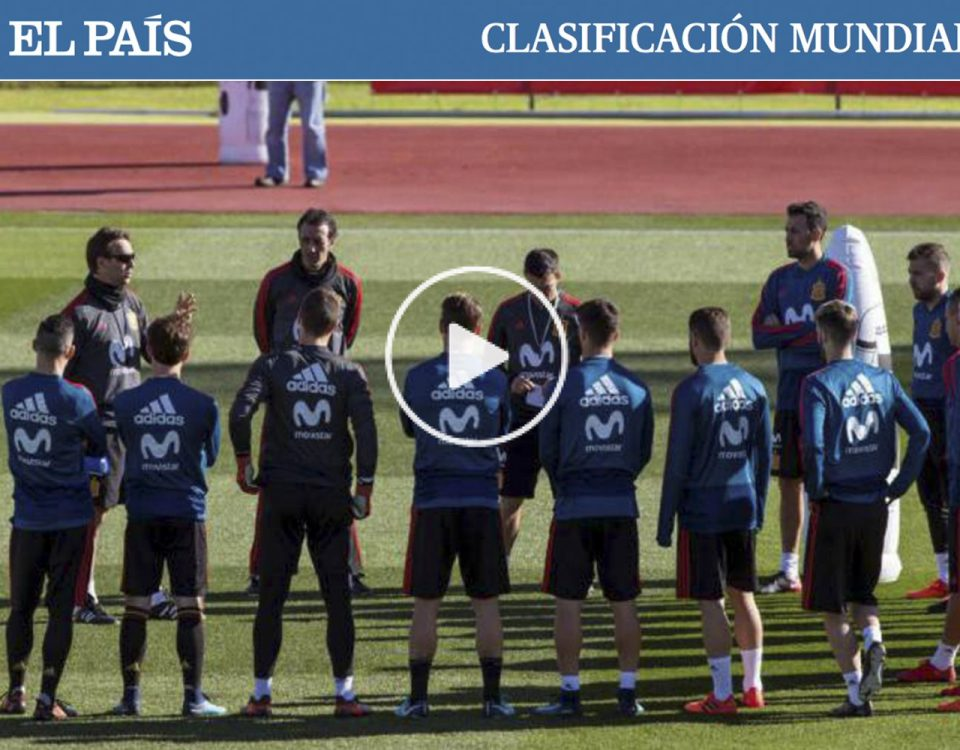 Selección Española de Futbol - Coach Deportivo Juan Carlos Campillo