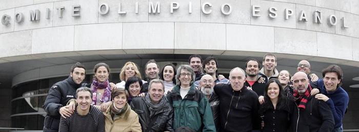 Comité Olímpico español - coaching y liderazgo