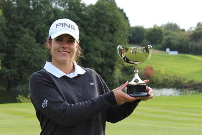 Natalia Escuriola - Golfista Profesional