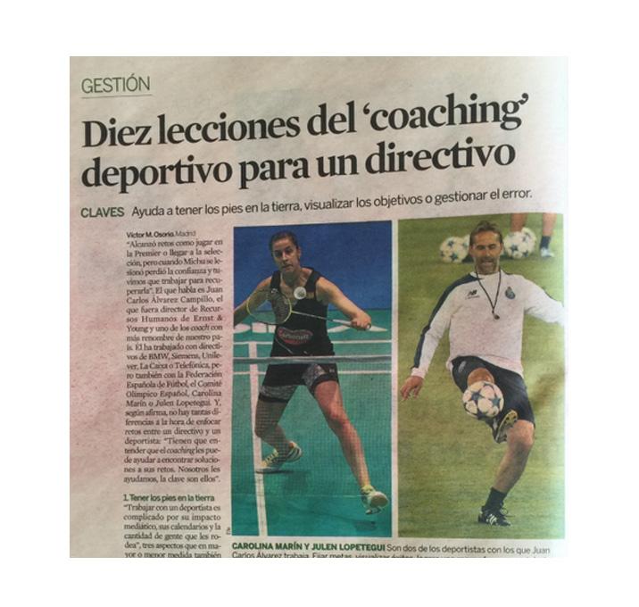 diez lecciones del coaching deportivo-Juan-Carlos-Alvarez-Campillo