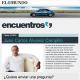 Juan Carlos Campillo presenta su libro en el periódico El Mundo