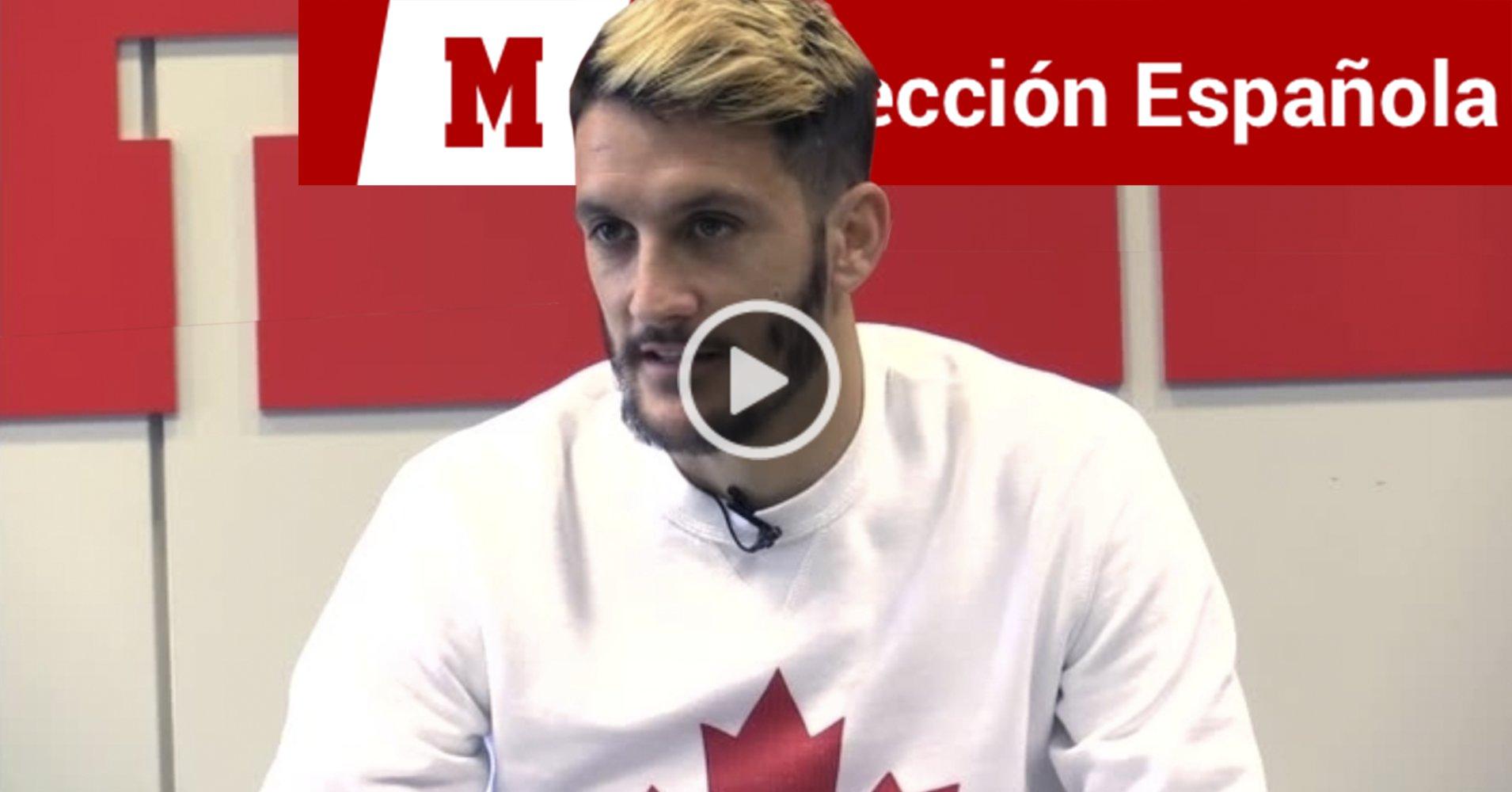 Marca - Luis Alberto a la Seleccion Espanola de Futbol