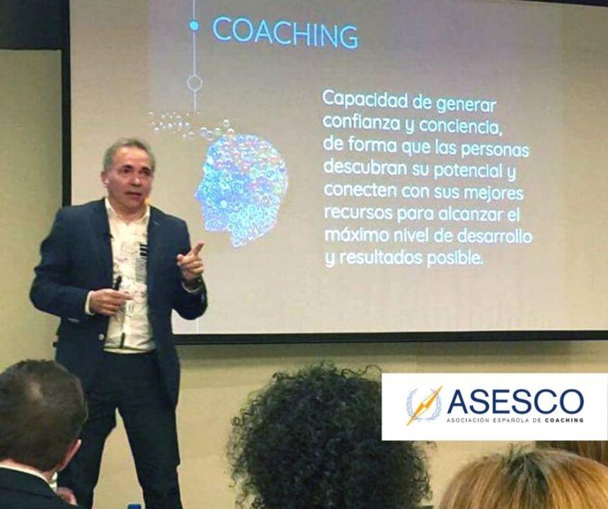 coaching en el deporte y en la empresa - Conferencia Juan Carlos Campillo