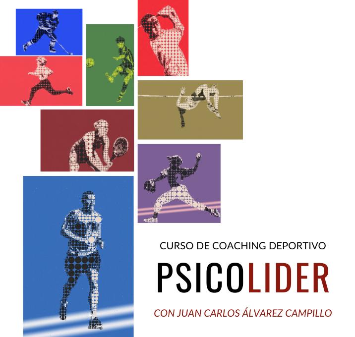 curso de coaching deportivo y liderazgo presencial Psicolider 2019 - 2020