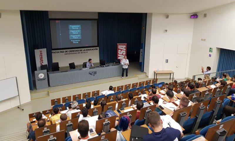 Congreso International Meeting Point Sevilla