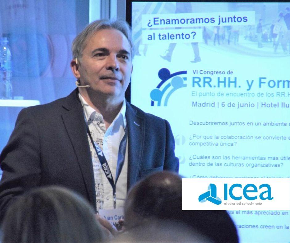 Coaching y liderazgo - Juan Carlos Campillo conferencia ICEA