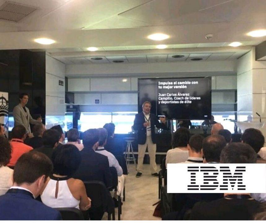 Conferencia coaching y liderazgo-Juan Carlos Campillo