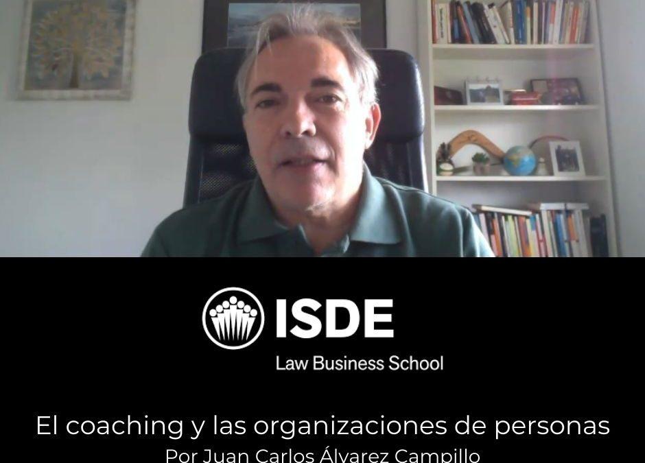 formación en coaching deportivo por Juan Carlos Alvarez Campillo ISDE