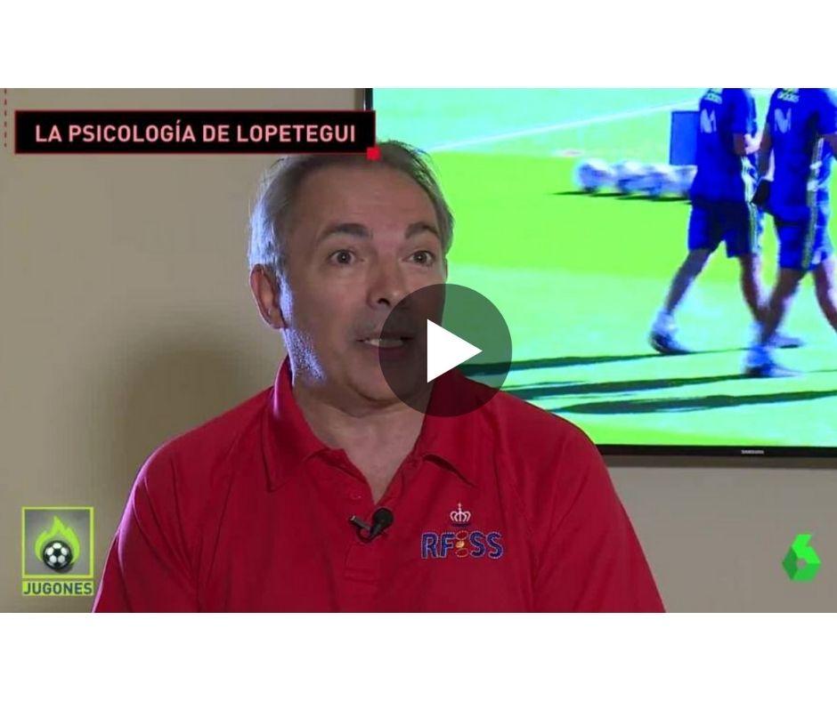 Juan Carlos Campillo coach deportivo en laSexta