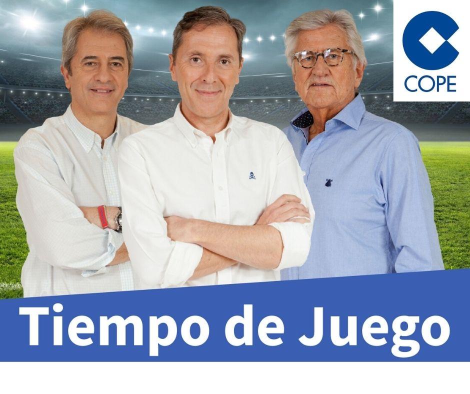 experto en coaching deportivo - Juan Carlos Campillo en Tiempo de Juego COPE