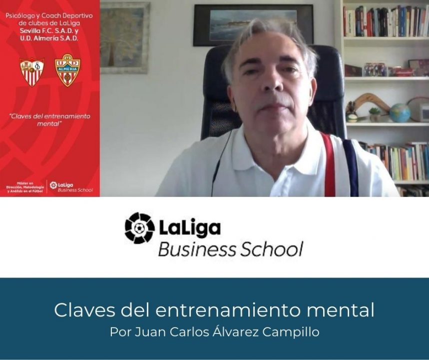 Claves del entrenamiento mental deporte - LaLiga Business School