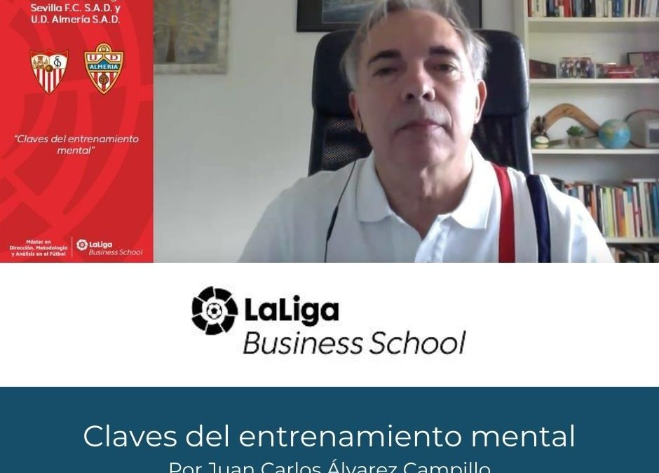 Claves del entrenamiento mental deporte - LaLiga Business School