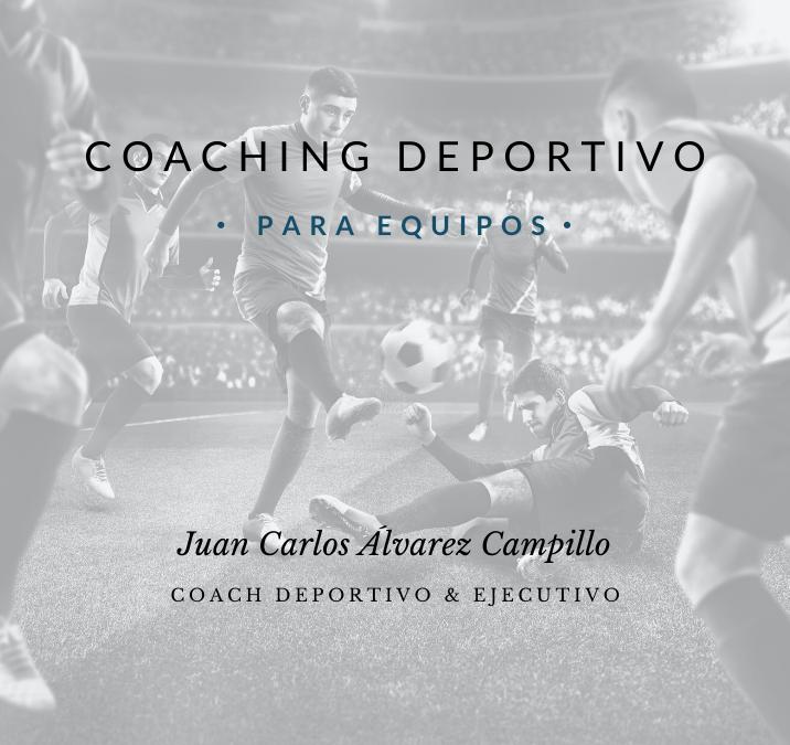 coaching de equipo