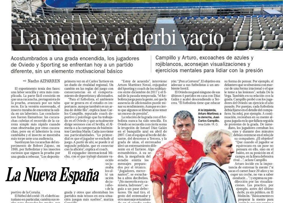 Juan Carlos Campillo coach deportivo