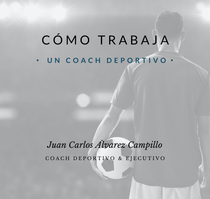 cómo trabaja un coach deportivo