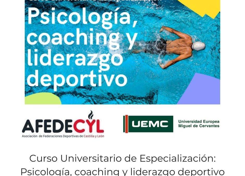curso coaching y liderazgo deportivo